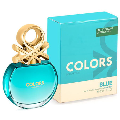 Imagen de Perfume Benetton Azul Mujer
