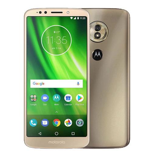 Imagen de Celular Motorola G6 Play Dorado