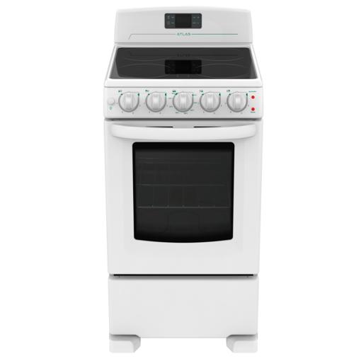 Imagen de Cocina eléctrica Atlas EAE5040BVBO