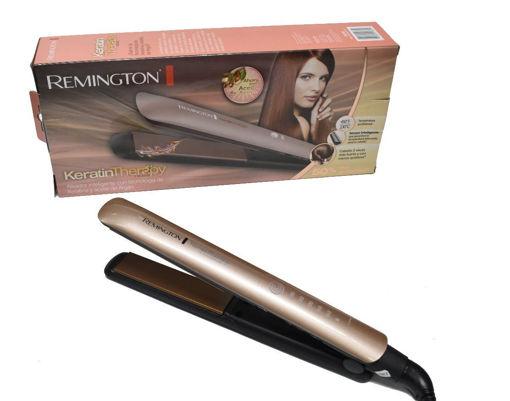 Imagen de Plancha de Pelo Remington Keratina S8599