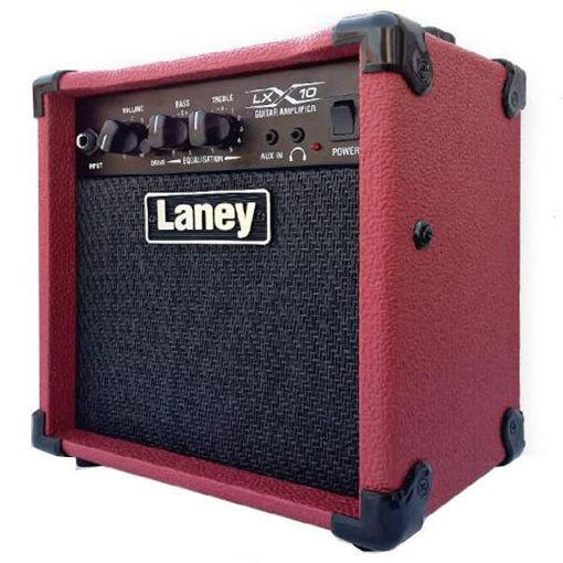 Imagen de Amplificador laney Rojo LYLX10