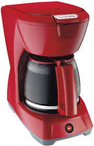 Imagen de Coffee Maker Proctor Silex Rojo 12 Tzs 43603