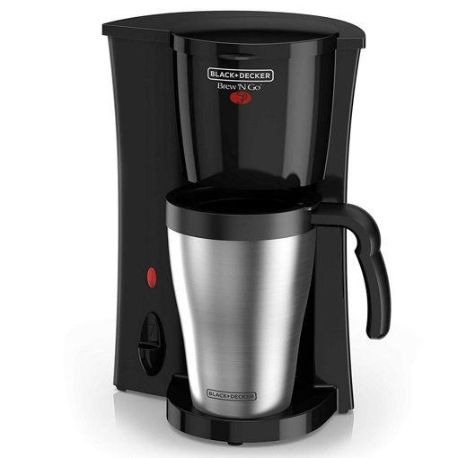 Imagen de Coffee Maker B+D Pers. DCM18S
