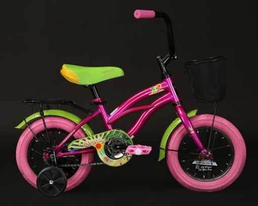Imagen de Bicicleta SuperPro Morada/Rosada 11633-011