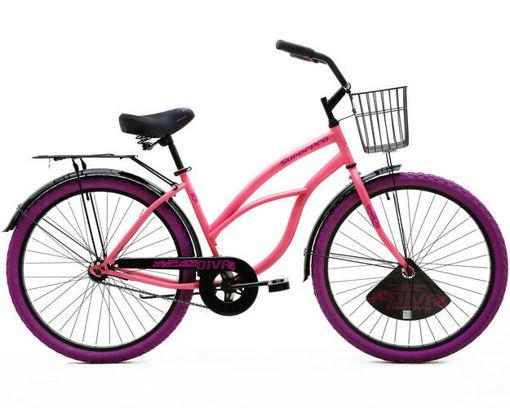 Imagen de Bicicleta Banana SuperPro Rosado/Morado 12622-060