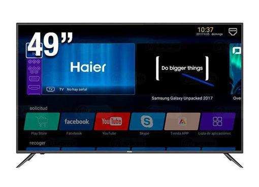Imagen de Televisor Haier 49 Smart LE49K6500D