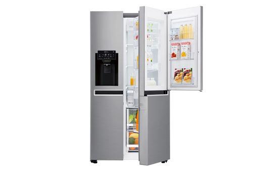 Imagen de Refrigerador LG GS65SDP1