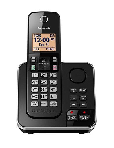 Imagen de Teléfono Panasonic KX-TGC360LAB