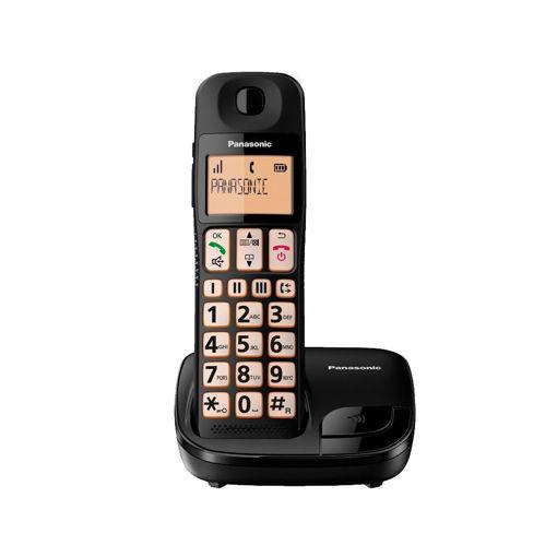 Imagen de Teléfono Panasonic KX-TGE110LAB