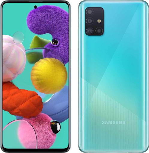Imagen de Celular Samsung A51 Prism Crush Blue