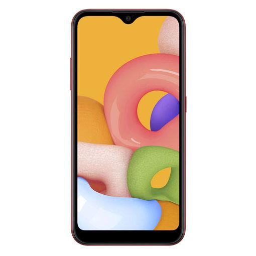 Imagen de Celular Samsung A01 A015M Rojo