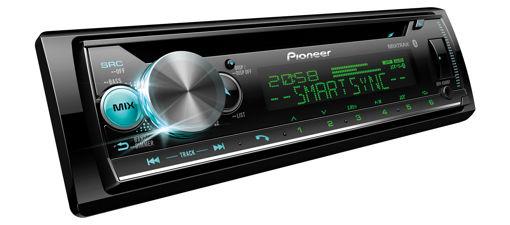 Imagen de Radio para carro Pioneer DEH-X500BT