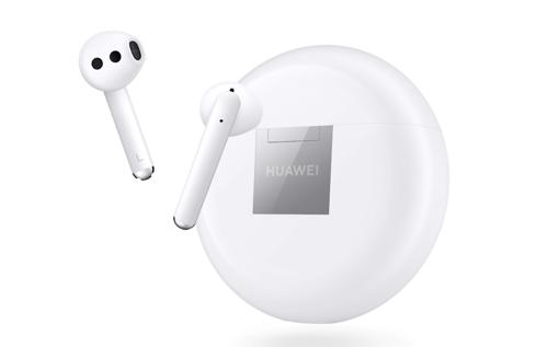 Imagen de Audifonos Huawei Freebuds 3 Ceramic White
