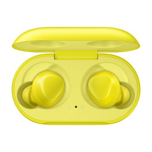 Imagen de Audifonos Samsung Buds Amarillo SM-R170NZYA