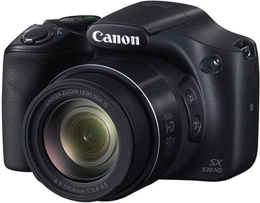 Imagen de Cámara Digital Canon HS Power Shot SX530