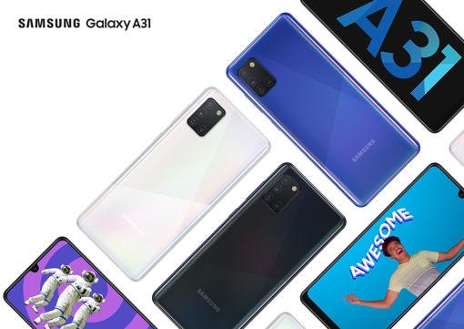 Imagen de Celular Samsung Galaxy A31 SM-A315G