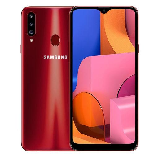 Imagen de Celular Samsung Galaxy A20S Rojo