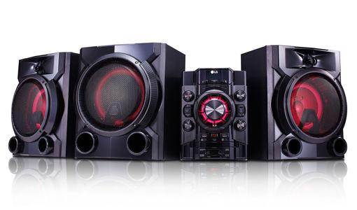 Imagen de Equipo de sonido LG CM5760