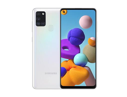 Imagen de Celular Samsung Galaxy A21S Blanco