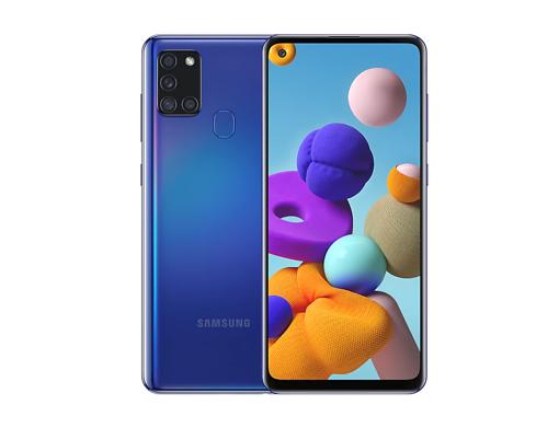 Imagen de Celular Samsung Galaxy A21S Azul
