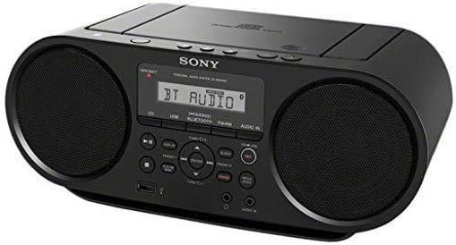 Imagen de Radio Grabadora Sony ZS-RS60BT