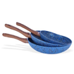 Imagen de Sarten Monix Granito Azul 26cm