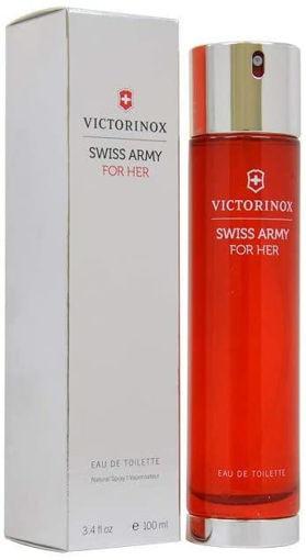 Imagen de Perfume Swiss Army Rojo Mujer