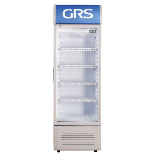 Imagen de Vitrina vertical GRS GLS220W