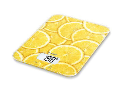 Imagen de Báscula de cocina Beurer KS19 Lemon