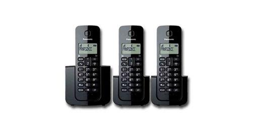 Imagen de Teléfono Panasonic KX-TGB113LAB