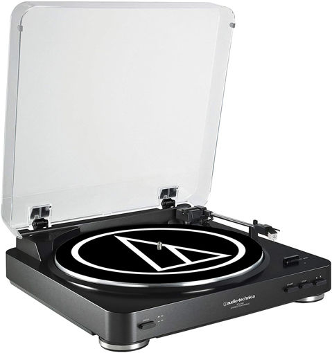 Imagen de Tocadiscos Audio-Technica AT-LP60AT