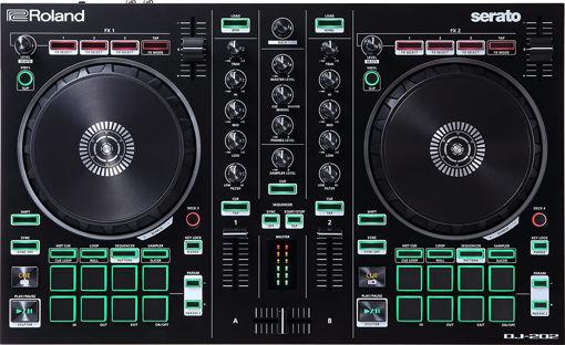 Imagen de Controlador DJ Roland DJ-202 Serato
