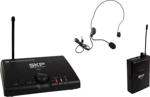 Imagen de Micrófono SKP Mini V UHF