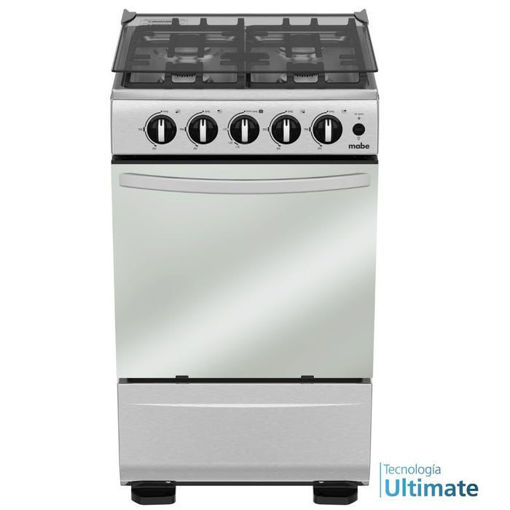 Imagen de Cocina de gas Mabe EMA5130FX0