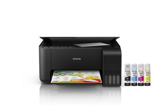 Imagen de Impresora Multifuncional Epson EcoTank L3150