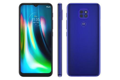 Imagen de Celular Motorola G9 Play Azul XT2083-1 4+64GB