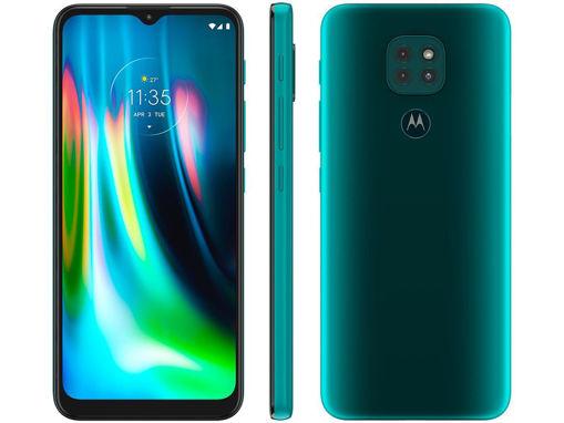 Imagen de Celular Motorola G9 Play Verde XT2083-1 4+64GB