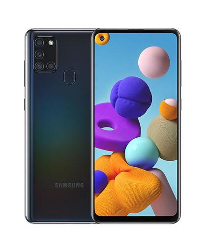 Imagen de Celular Samsung A21s Black
