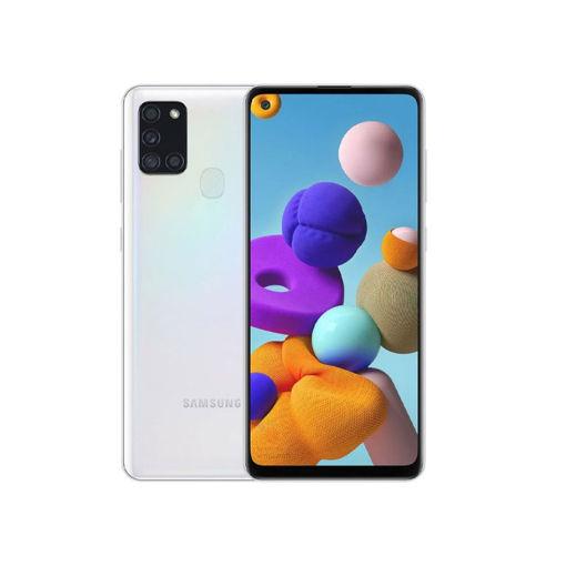Imagen de Celular Samsung A21s White
