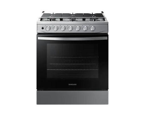 Imagen de Cocina Gas Samsung NX52T3310LV Silver 30