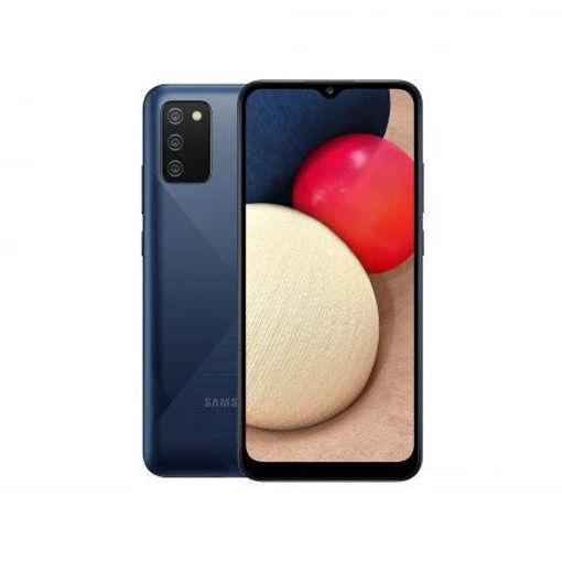 Imagen de Celular Samsung A02S Blue 64GB